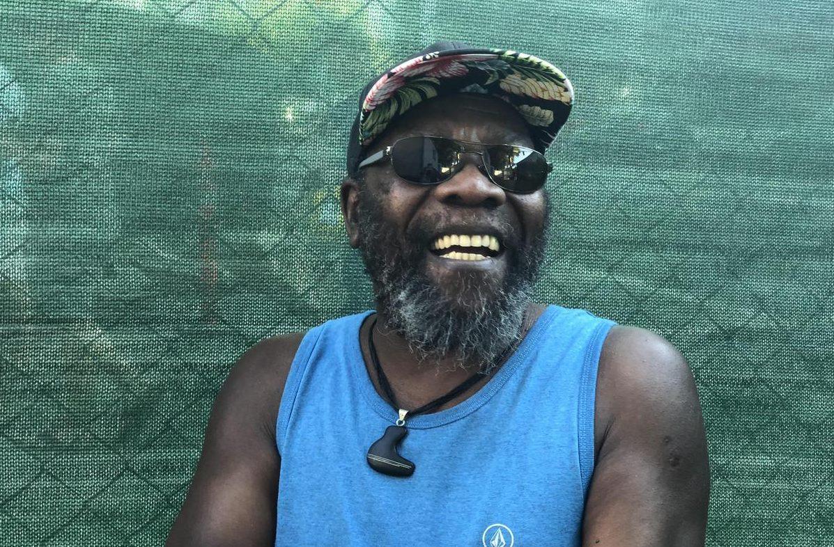 Clinton Fearon, légende du reggae à l'Antirouille