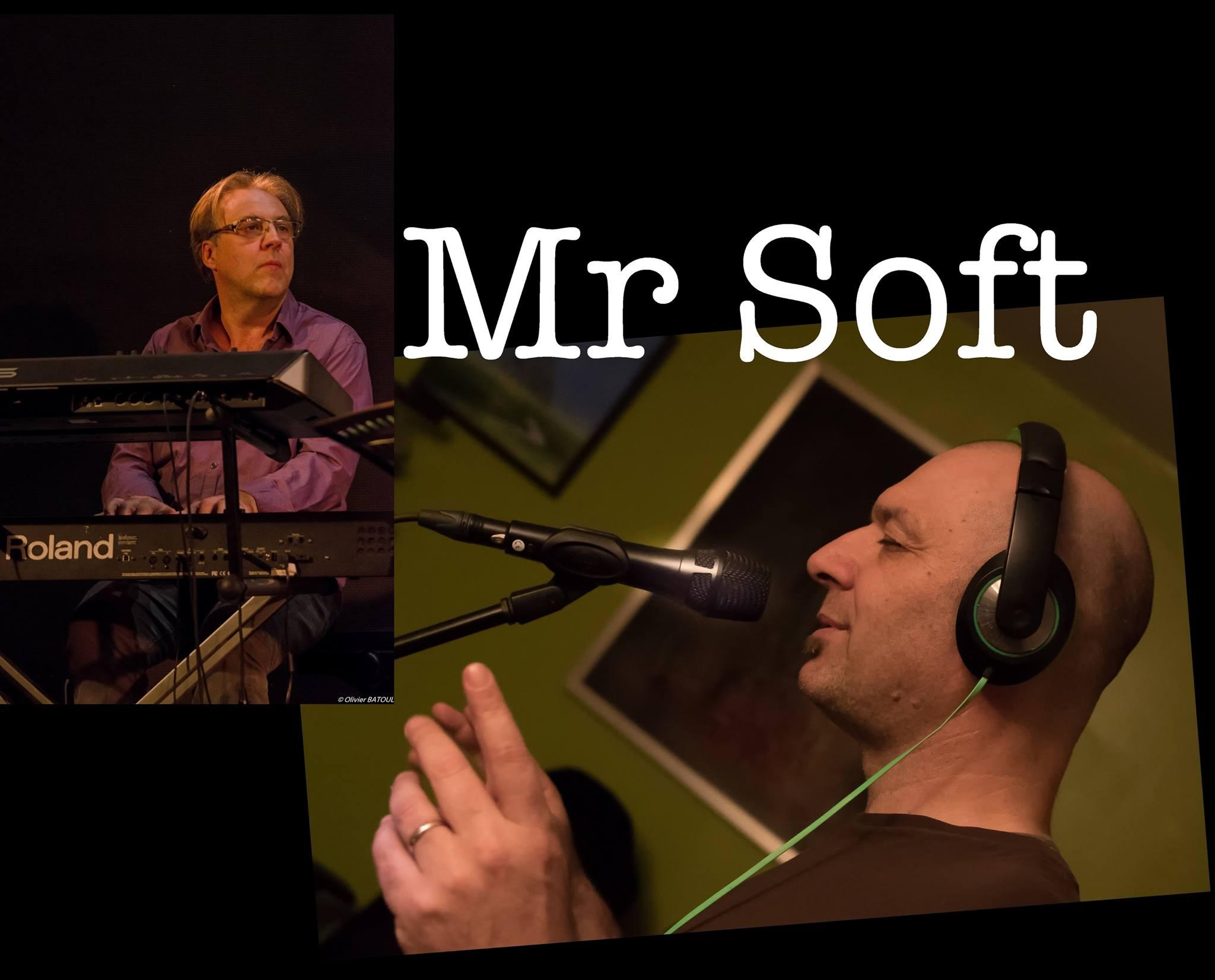Mr Soft en concert à Monoblet