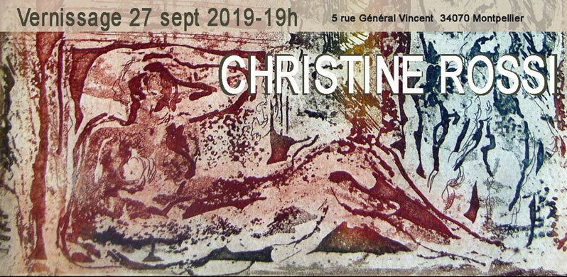 Christine Rossi à l'Art Factory