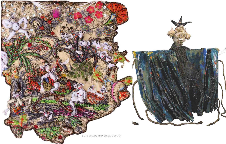 Rebecca Campeau au fil de l'art