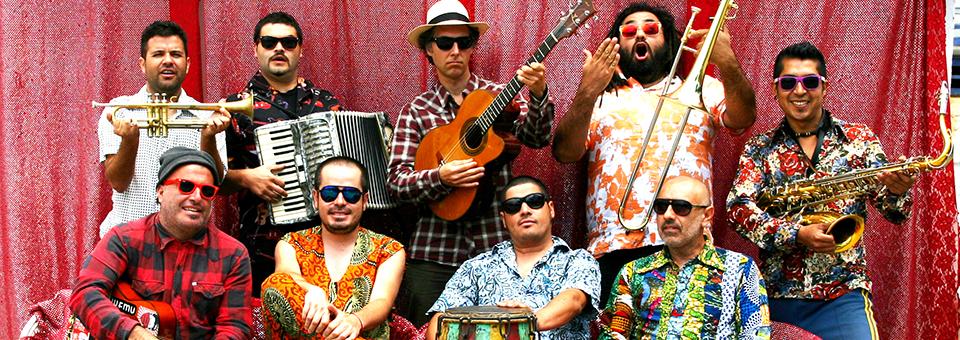 Aux Internationales de la Guitare : Chico Trujillo, le meilleur du Chili