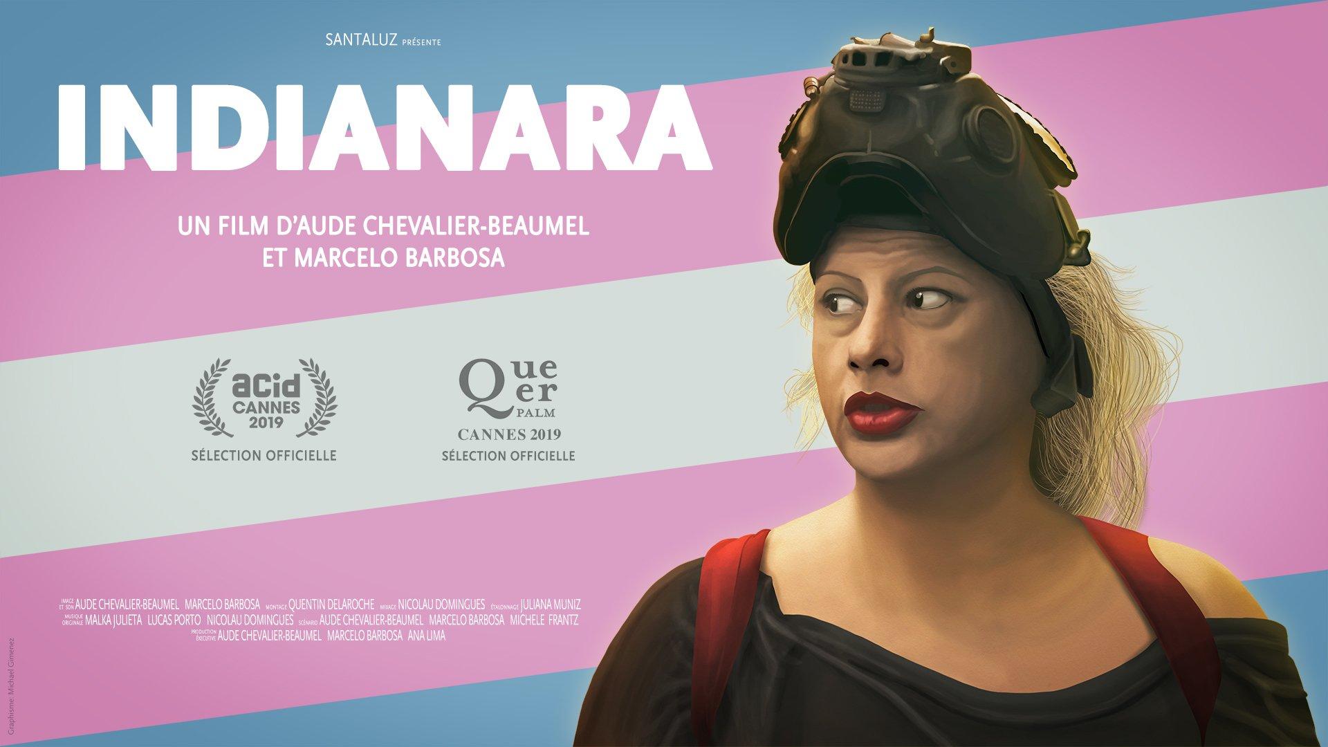 Indianara : un film pour les transgenres du Brésil