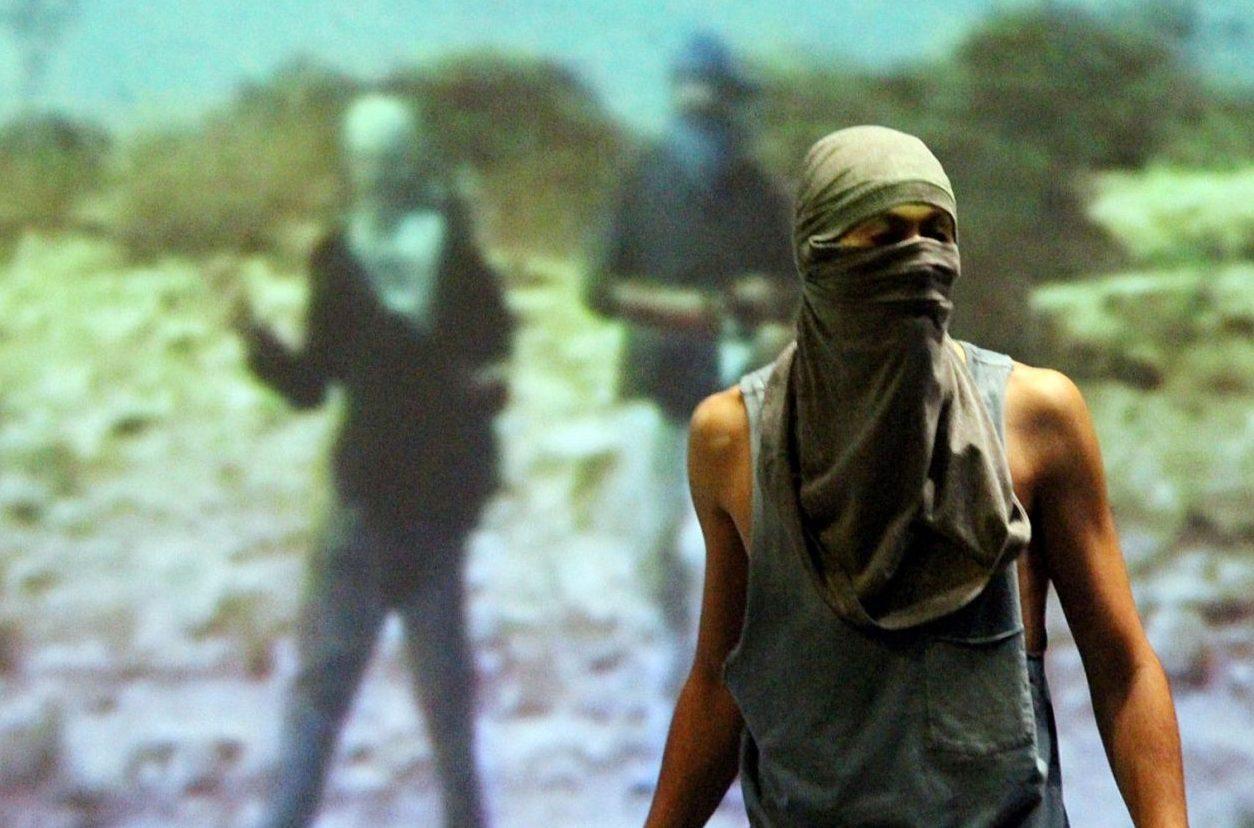 Arkadi Zaides : territoires occupés en scène à La Vignette