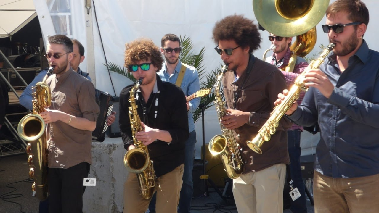 Funky Family : le bon funk made in France
