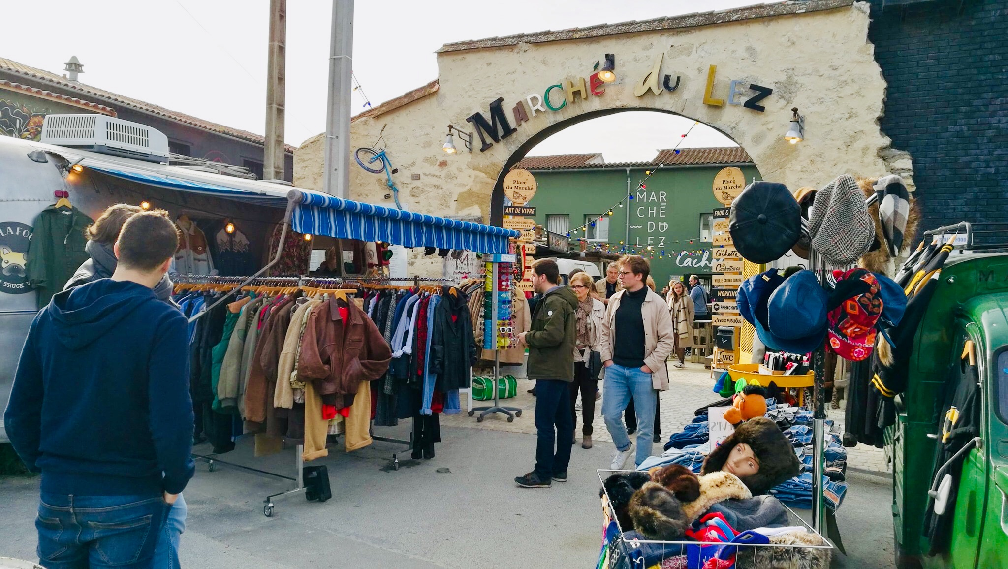Du vintage à 5 euros chez Jaja La Fouine