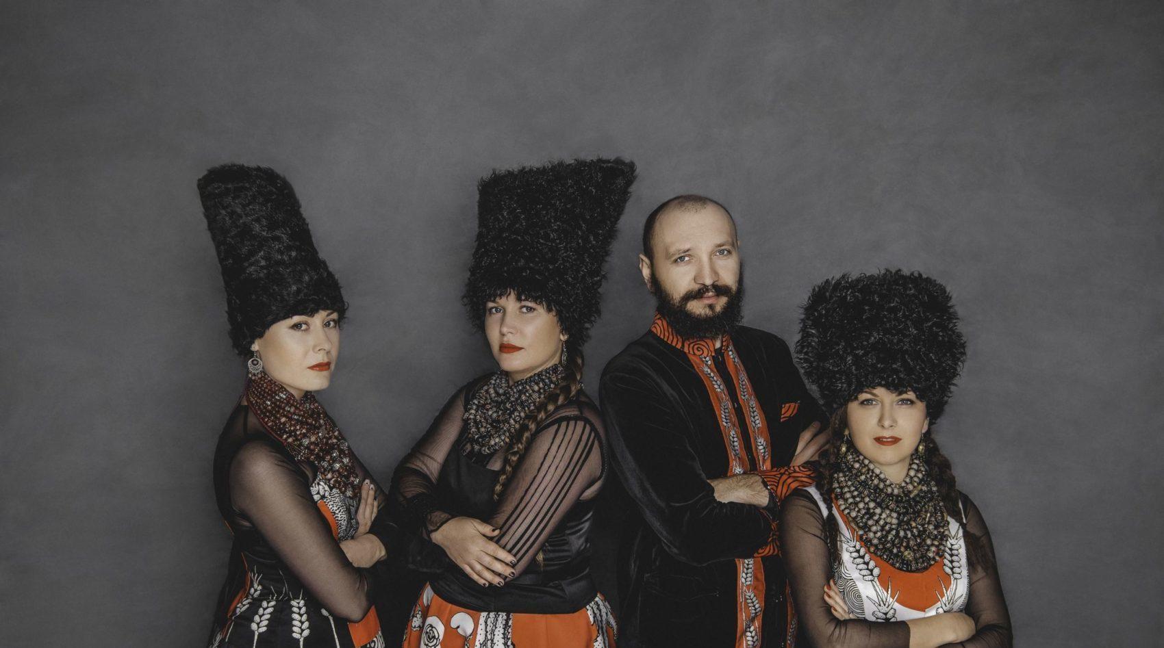 Dakhabrakha, le répertoire populaire d'Ukraine