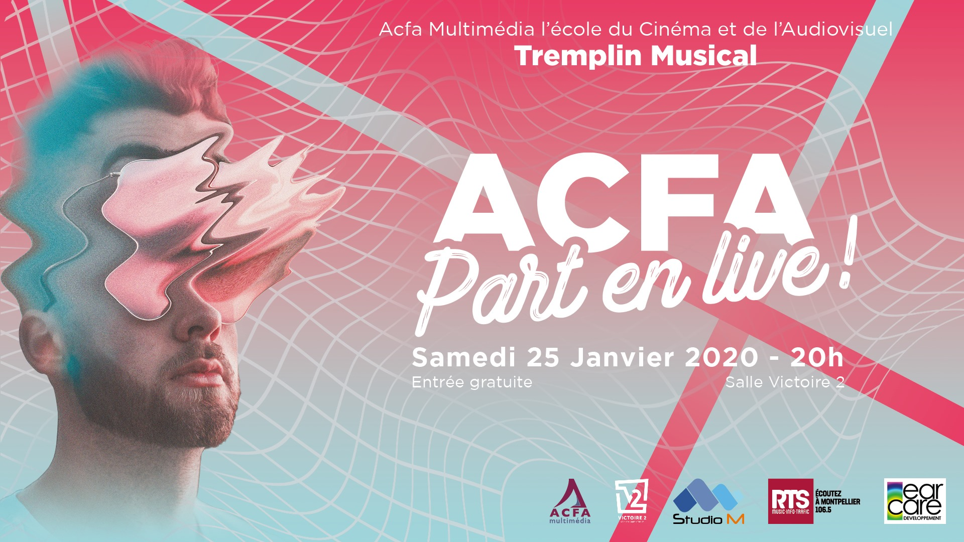 4ème tremplin musical ACFA part en Live