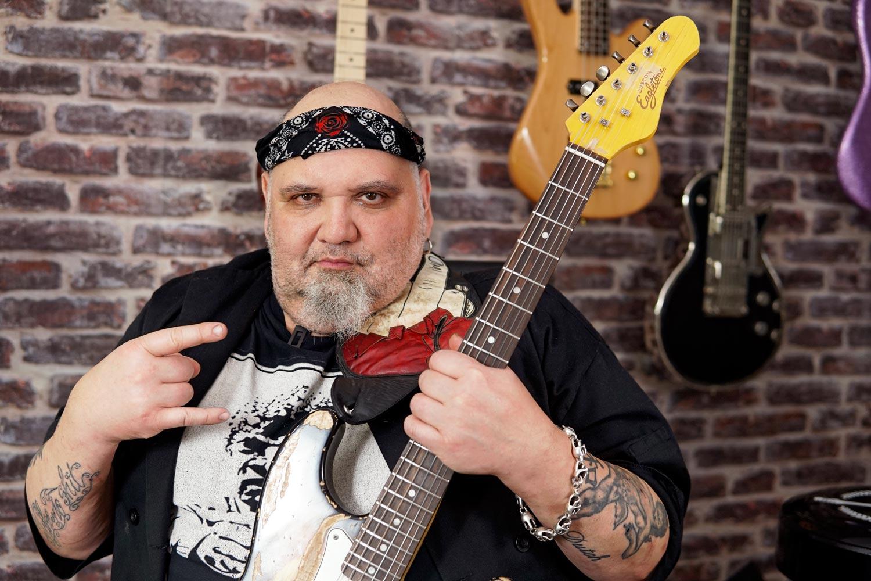 Le blues déjanté de Popa Chubby