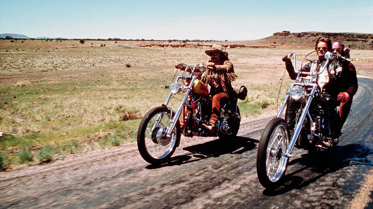Le cultissime Easy Rider suivi d'un débat