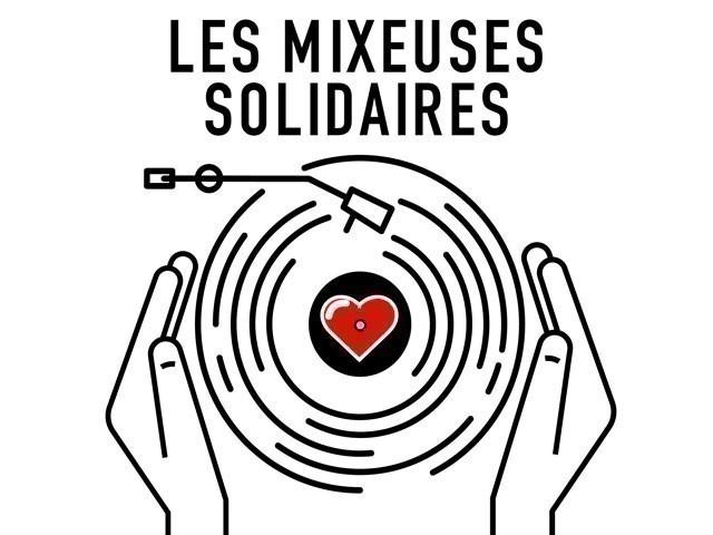 Mixeuses solidaires pour le 8 mars
