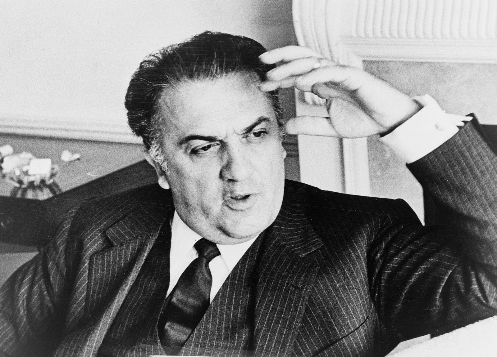 Revisiter Fellini avec Daniel Pennac et Marco Caramelli
