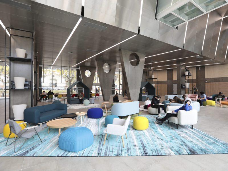 Campus créatif Hall