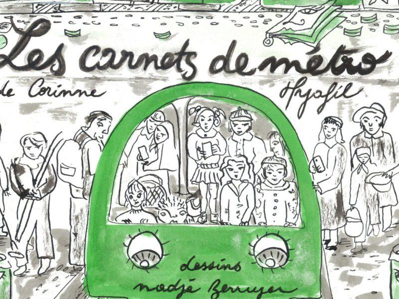 Carnets de métro