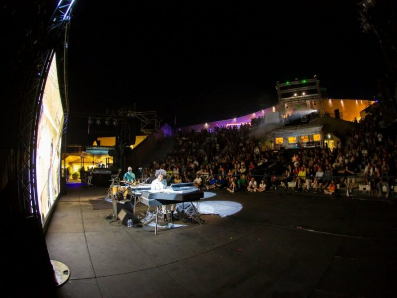 Chassol Jazz à Sète