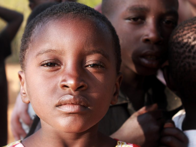 Child africaine