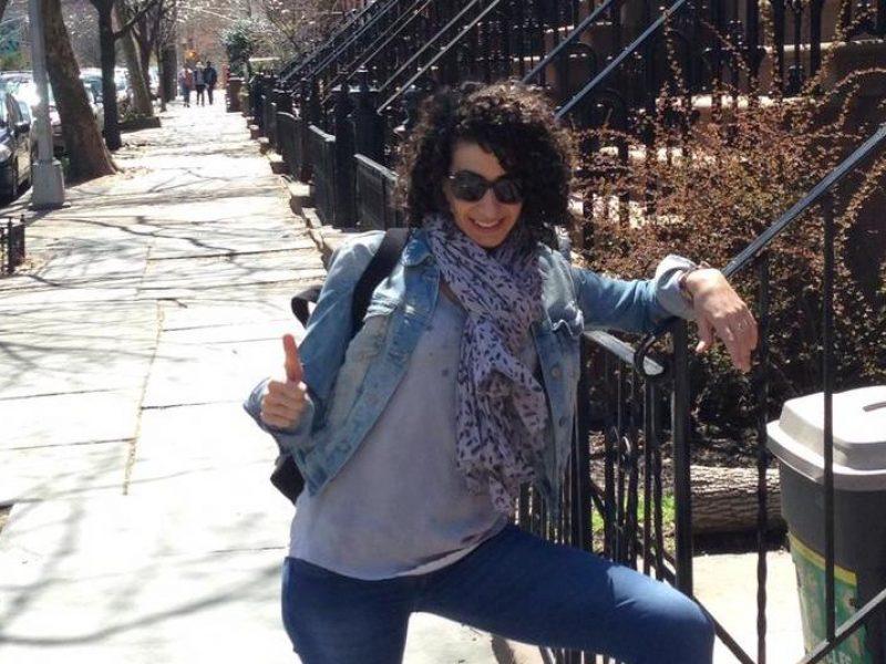 Florence à Fort Greene Brooklyn (2) recadrage bis
