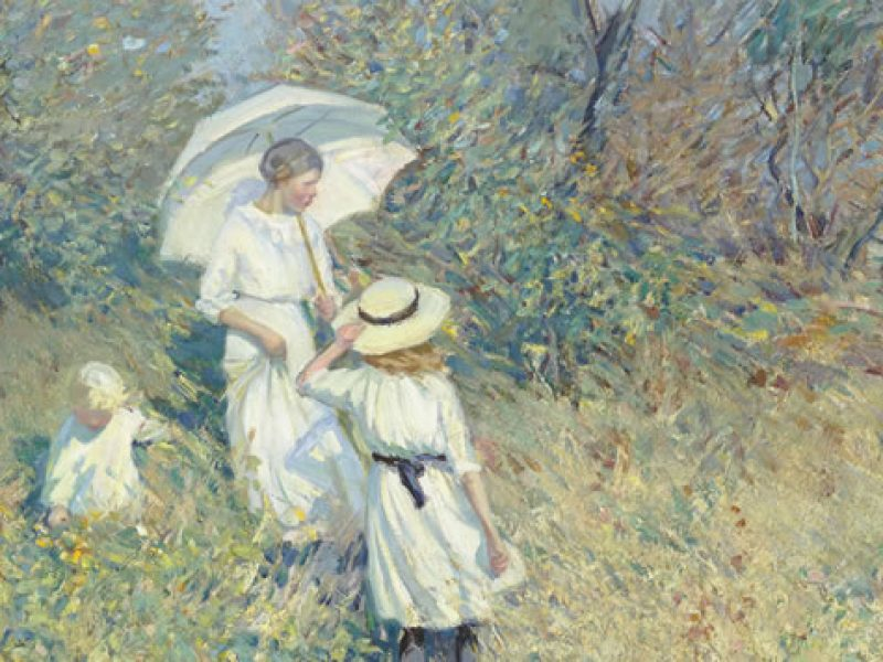 Impressionnisme canadien au musée Fabre