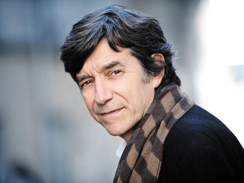 """Alain Monnier, auteur de """"Place de la Trinité"""", Flammarion"""