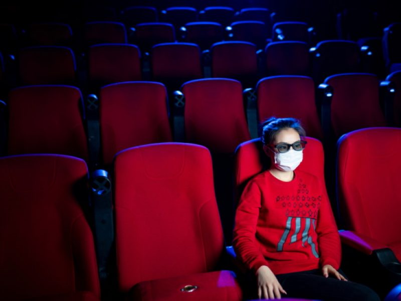 cinéma et covid