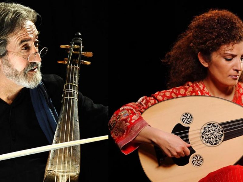 Jordi Savall Waed Bouhassoun